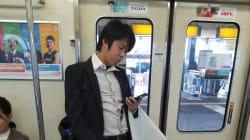 Ce Japonais utilise son smartphone d'une manière plutôt