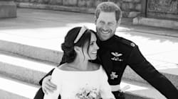 Prince Harry And Meghan Markle Release Official Royal Wedding