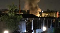 Des véhicules pénitentiaires incendiés à la prison de