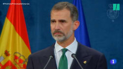 Le roi d'Espagne affirme que la Catalogne est une