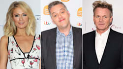 Iain Lee Is Not The First Celeb Who's Been Attacked By An