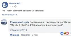 Questo è il miglior commento sulla prima di Sanremo (ma molti altri meritano la vostra