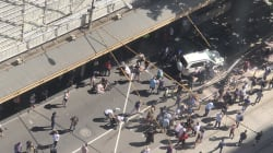 Car Hits Pedestrians In Melbourne, Many Injured In 'Deliberate