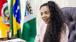 Dia 57: Tânia da Silva, a pioneira na colônia