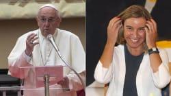 Papa Francesco e Mogherini in pole per il Nobel per la Pace. Sul Guardian il