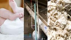 In provincia di Treviso rinascono i pannolini. L'impianto è unico al