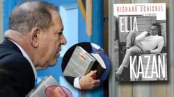 Perché Weinstein è arrivato in commissariato con in mano la biografia di Elia