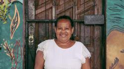 Dia 21: Dona Suzana e sua cozinha cheia de