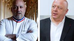 Frédéric Anton et Thierry Marx vont diriger les restaurants de la tour