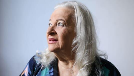Lucy de Carvalho, a atriz que representa a vanguarda do Cinema
