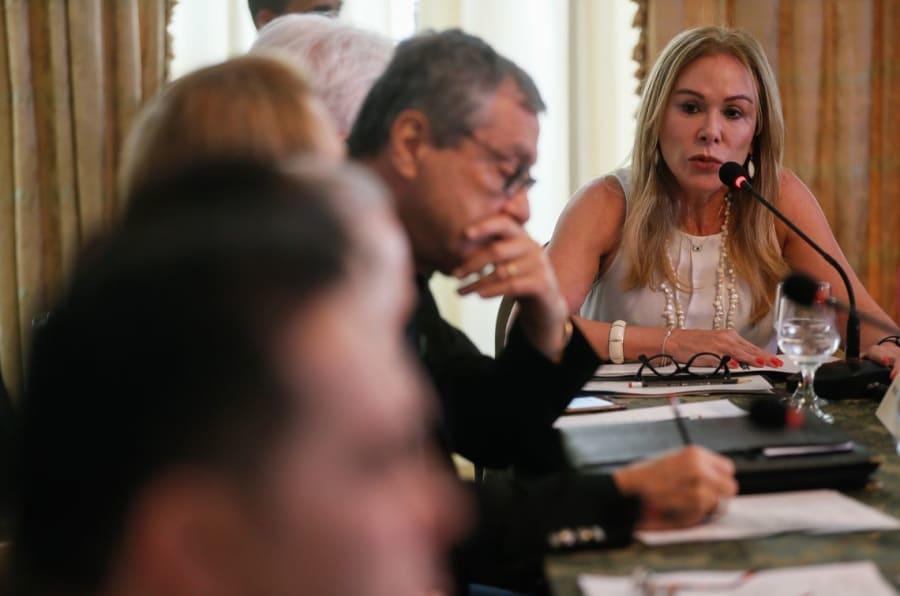 Atualmente em seu 5º mandato na prefeitura de Boa Vista, Teresa Surita (MDB), foi a única mulher eleita para comandar uma capital em 2016.