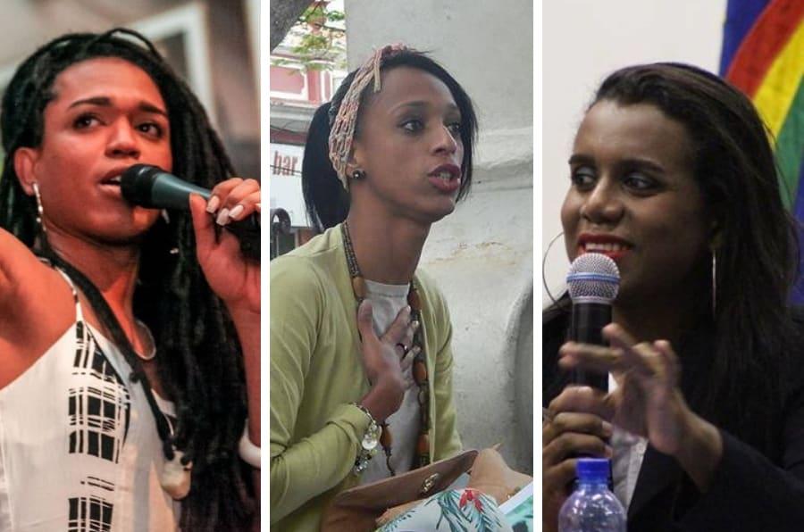 Malunguinho, Hilton e Lima: mulheres negras e transexuais, as 3 carregam suas lutas no próprio corpo e já marcaram seu nome na história.