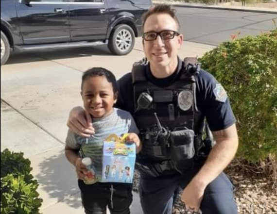 5-year-old calls 911 to get a McDonald's Happy Meal