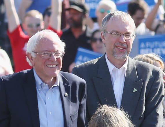 Bernie Sanders' son Levi is running for Congress