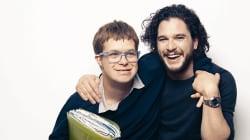 Kit Harington, Jon Nieve en Juego de Tronos, quiere acabar con el estigma sobre las discapacidades