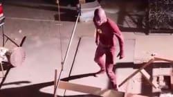 Sans effets spéciaux, Supergirl et The Flash font franchement de la