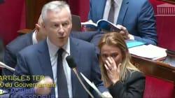 Des députées émues aux larmes lors du vote d'un