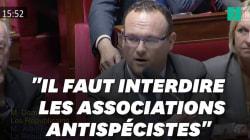 Ce député LR veut interdire les associations antispécistes, qu'il accuse de