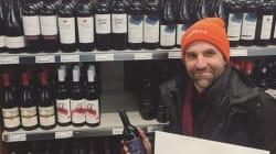 Vague de solidarité au Québec pour les producteurs de vin de la