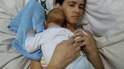 Cette femme a accouché pendant son coma et s'est réveillée trois mois plus