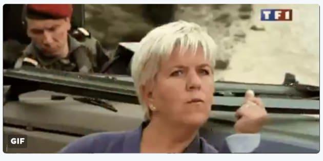 Les internautes ont pensé à Mimie Mathy en voyant Jean-Luc Melenchon