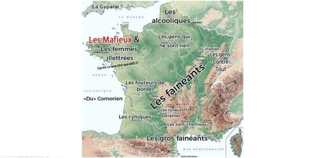 Macron plaisante sur les Bretons, la mafia française