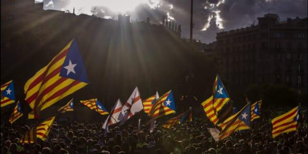 """""""E a verdade é que não vai acontecer, porque no dia 1 de outubro pode haver votação, mas não referendo e de maneira nenhuma a independência."""""""