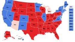 Clinton perd alors qu'elle recueille plus de voix: les dessous d'un système électoral