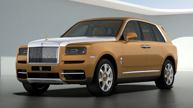 2019 Rolls-Royce Cullinan: How Autoblog editors would spec this luxury SUV