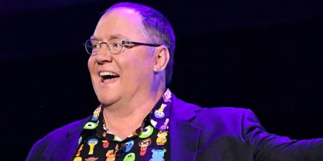 John Lasseter quitte Disney après des accusations de harcèlements sexuels pour rejoindre le groupe Skydance.