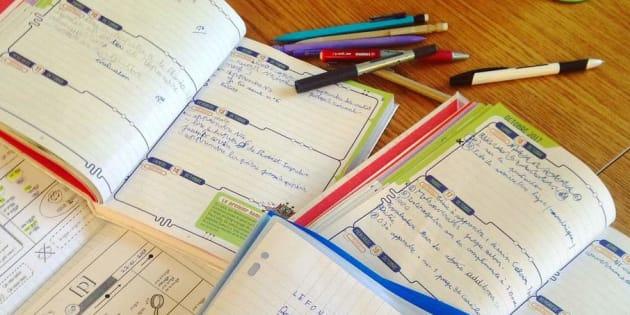 Jamais je n'aurais cru que les devoirs de mes enfants seraient mon chemin de croix.