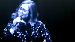 Le meilleur moyen de revivre l'année 2016, c'est de regarder les concerts d'Adele, la
