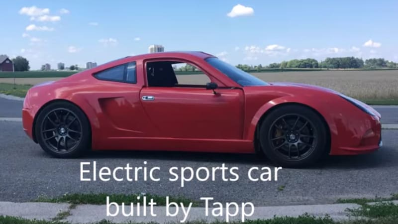 Tesla Volt Parts In A Kit Car Are Almost Too Much Autoblog