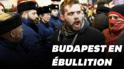 Des milliers de manifestants paralysent le parlement en