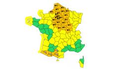 29 départements en vigilance orange neige, verglas et