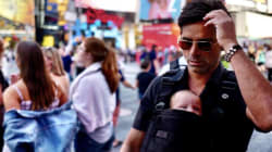 John Stamos Was Dad-Shamed Over A Photo Of His Son In A Baby