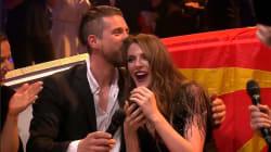Éliminée de l'Eurovision, elle est demandée en mariage en