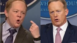 Sean Spicer Responds To Melissa McCarthy's 'Saturday Night Live'