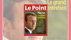 Macron cède sur la com', pas sur le