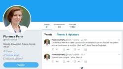 Un faux compte de la ministre des Armées annonce la confirmation de la mort du chef de