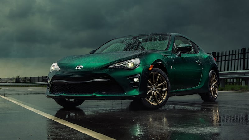 2020 Toyota 86 Hakone Edition gets a price