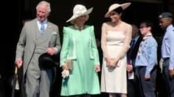 Ce petit imprévu pendant le discours du prince Harry a bien fait rire Meghan