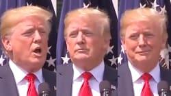 Trump aura du mal à donner des leçons de patriotisme après cette