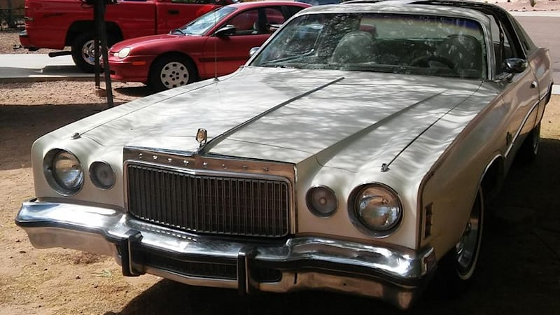 T Top Cars >> 1977 Chrysler Cordoba Autoblog Reader Classifieds Finds Autoblog