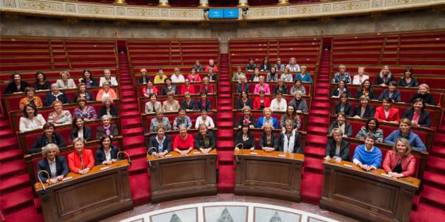 Un record de députées à venir — Législatives