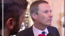 Dupont-Aignan accuse