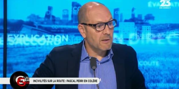 """PascalPerri, économiste des """"Grandes gueules"""", va animer une quotidienne sur LCI"""