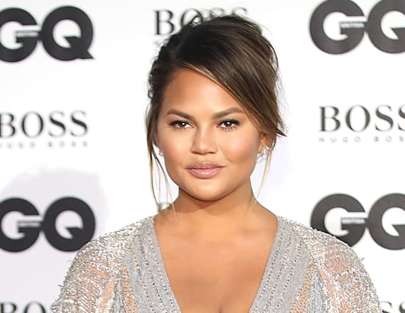 Chrissy Teigen teams up with Target for new line