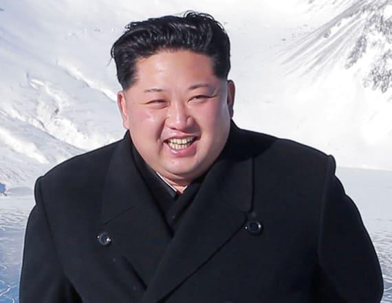 North Korea claims Kim Jong Un controls the weather