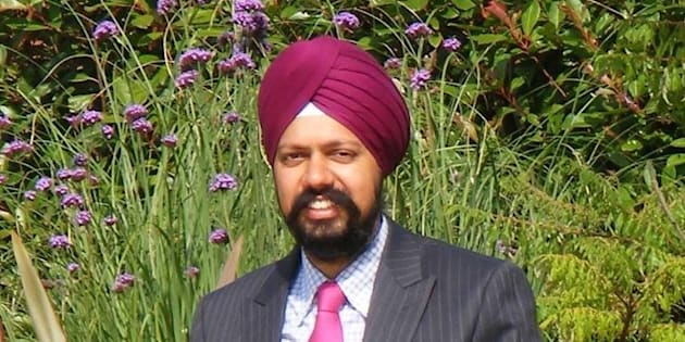 Tanmanjeet Singh Dhesi, 38, won from the Slough constituency in the UK general elections on Friday.